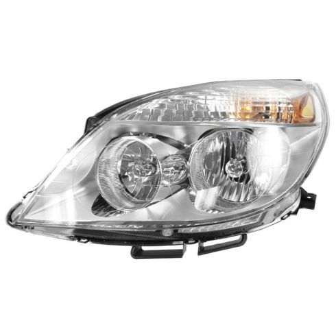 2007 (thru 4/11/07) Saturn Aura Headlight LH