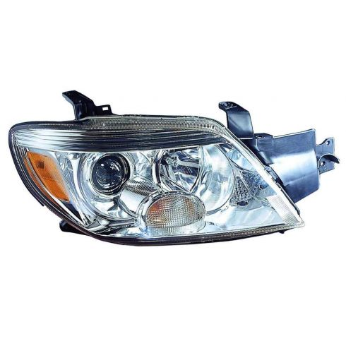 05-06 Mitsubishi Outlander (exc Limited) Headlight RH