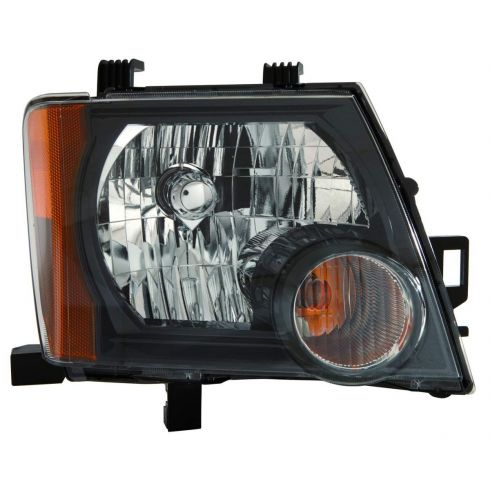 08 Nissan Xterra, 09-11 Xterra S, SE, Offroad Model Headlight RH