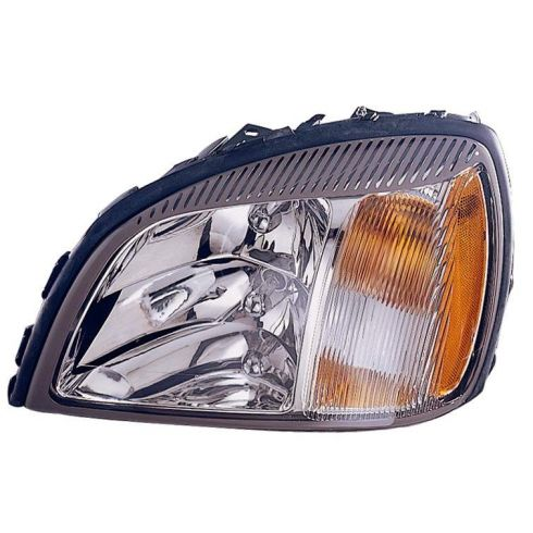 03 Cadillac Deville Headlight LH
