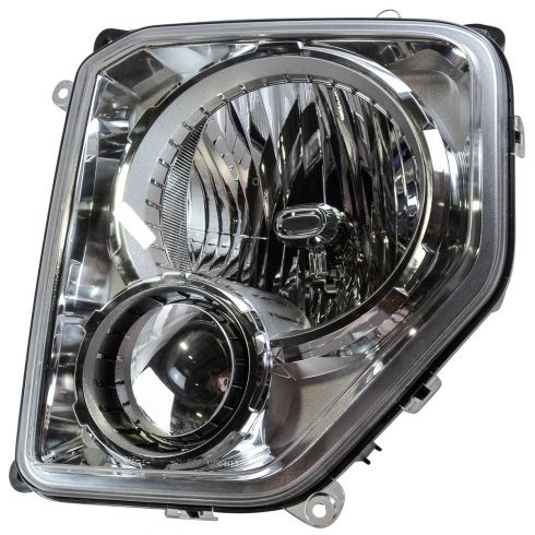 08-11 Jeep Liberty (w/o Integral Fog Light) Headlight LH