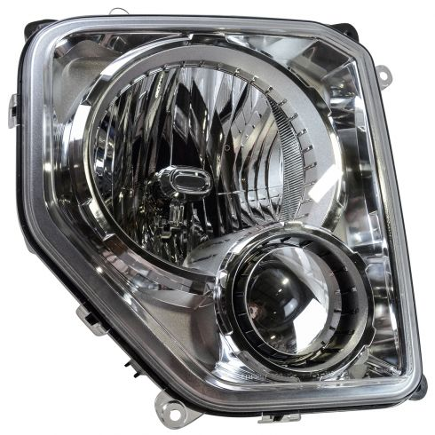 08-11 Jeep Liberty (w/o Integral Fog Light) Headlight RH