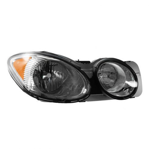 08-09 Buick Allure, Lacrosse Headlight RH