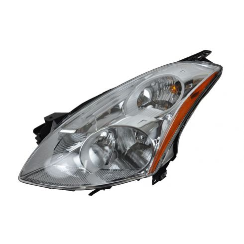 Headlight (without Bulbs & Ballast)