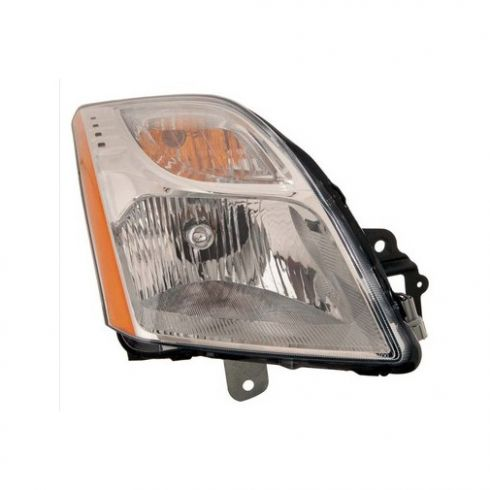 10-11 Nissan Sentra w/2.0L (exc SR Model) Headlight RH