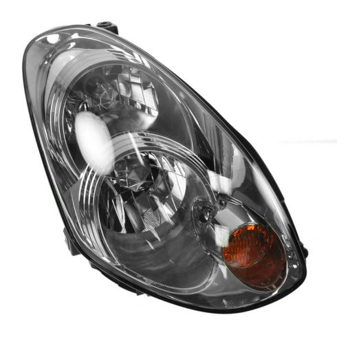 Headlight (with Bulbs & Ballast)