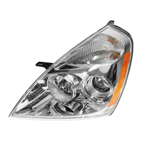 08 (from 6/3/08) Kia Sedona; 09-12 Sedona Headlight LH