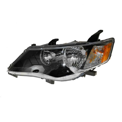 09 Misubishi Outlander Halogen Headlight LH