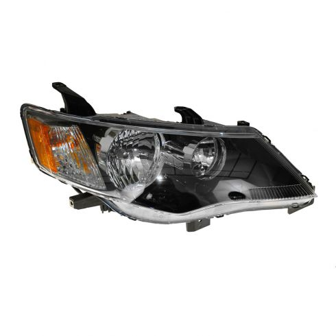 09 Misubishi Outlander Halogen Headlight RH