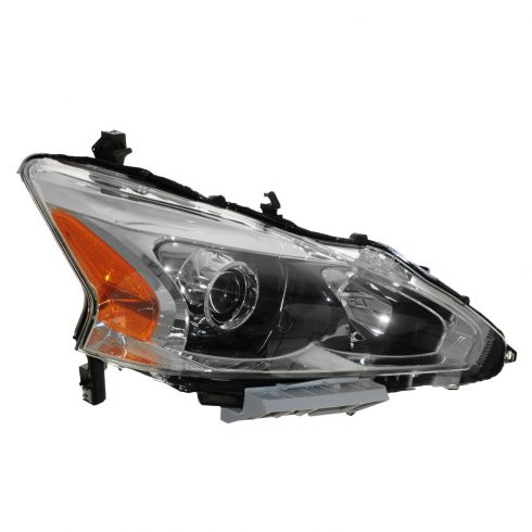 13 Nissan Altima Sedan Halogen Headlight RH