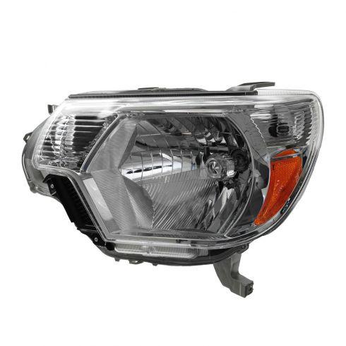 12-13 Toyota Tacoma Headlight LH