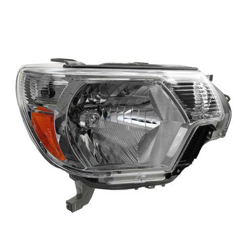 12-13 Toyota Tacoma Headlight RH