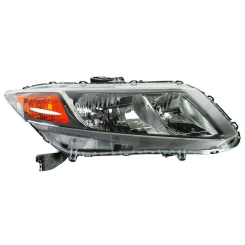 12 Honda Civic (exc Hybrid) Headlight RH