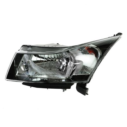 12  Chevy Cruze (2nd Design); 13 Cruze Headlight LH