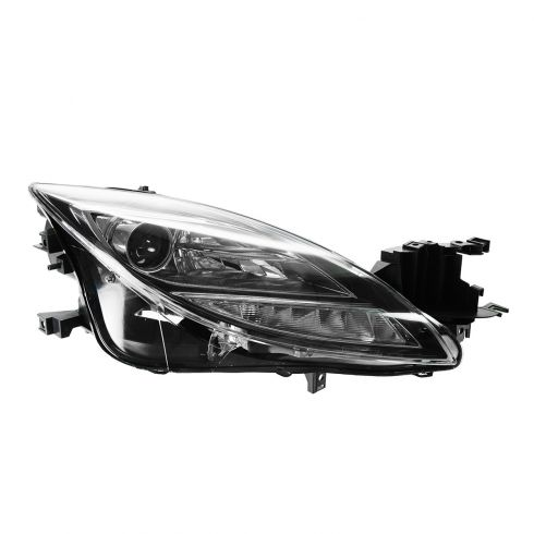09-10 Mazda 6 Xenon HID Headlight (w/o Bulbs & Ballast) RH