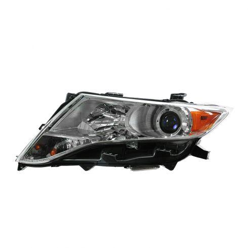 09-12 Toyota Venza HID Xenon Headlight (w/Bulbs & Ballast) LH