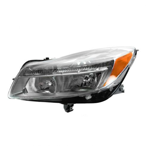 11-13 Buick Regal Halogen Headlight LH