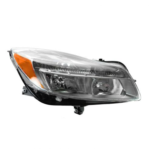 11-13 Buick Regal Halogen Headlight RH