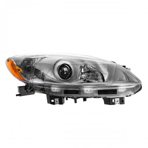 12-13 Mazda 5 Halogen Headlight RH