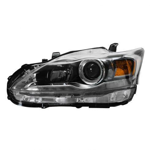 11-13 Lexus CT200H Halogen Headlight LH