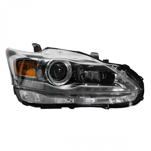 11-13 Lexus CT200H Halogen Headlight RH