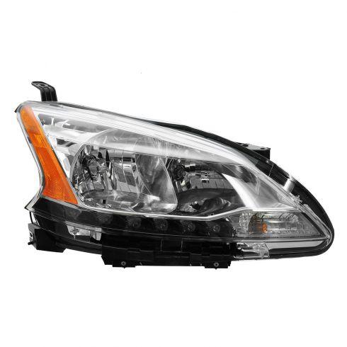 13 Nissan Sentra Headlight RH
