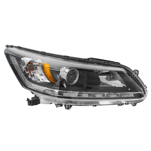 13-14 Honda Accord EX-L Sedan w/3.5L Halogen Headlight RH