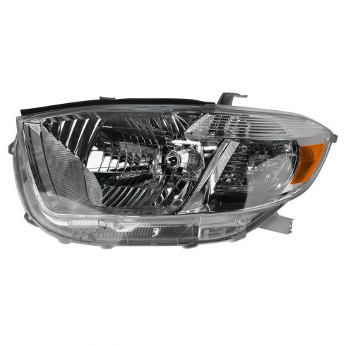 08-10 Toyota Highlander Sport (US Built) Headlight LH