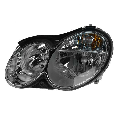 05-06 MB C55AMG Sedan; 03-06 CLK Series Halogen Headlight LH