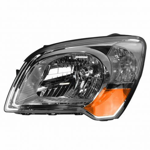 08 (from 3/25/08)-09 Kia Sportage; 10 Sportage (exc 2.4L) Headlight LH