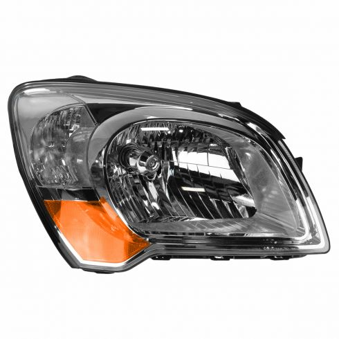 08 (from 3/25/08)-09 Kia Sportage; 10 Sportage (exc 2.4L) Headlight RH