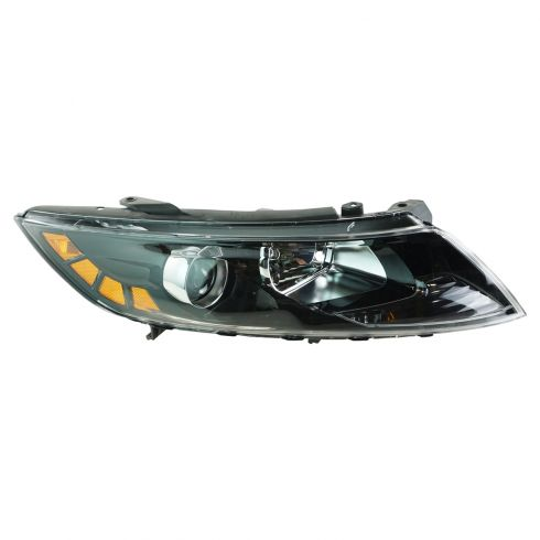 11 (from 12/06/10)-14 Kia Optima Halogen Headlight RH