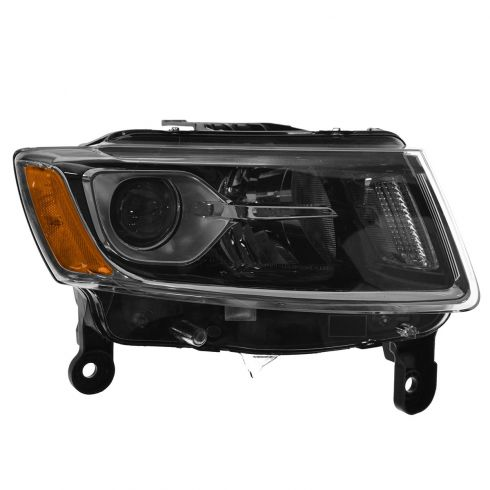 2014 Jeep Grand Cherokee Halogen Headlight RH