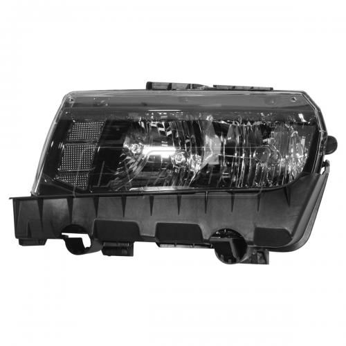 14-15 Chevy Camaro Halogen Headlight LH
