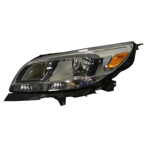 13-15 Chevy Malibu (LS, ECO Model) Halogen Headlight LH