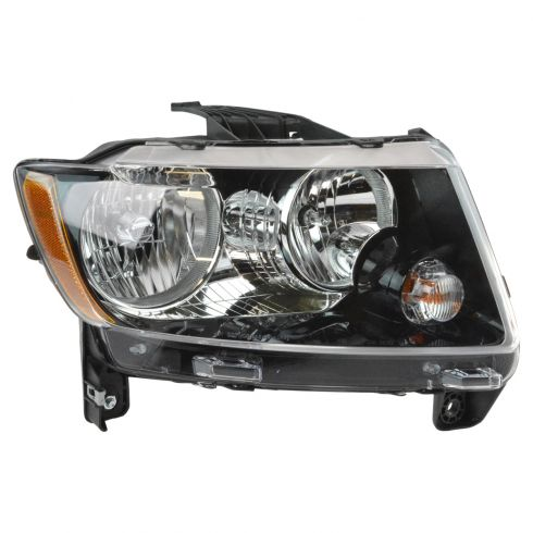 13-15 Jeep Compass Halogen Headlight RH
