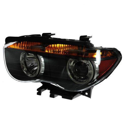 02-05 BMW 745i; 03-05 BMW 760i w/Amber TS Xenon Headlight LH (Hella)