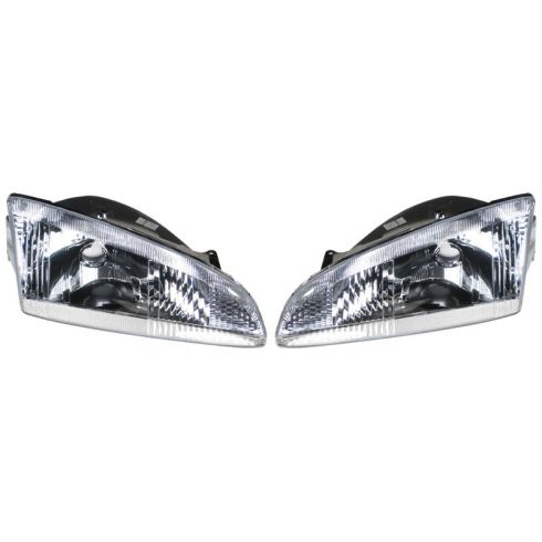 1995-97 Dodge Intrepid Headlights PAIR
