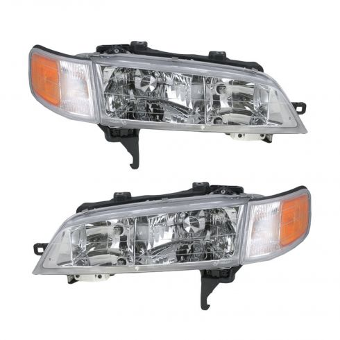 1994-97 Honda Accord Headlights PAIR