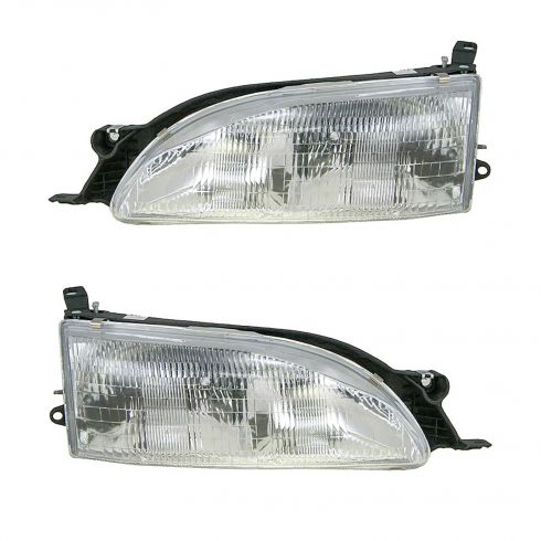 Headlights PAIR
