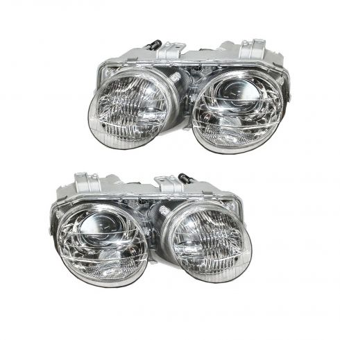 1998-01 Acura Integra Headlight Pair