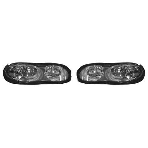 1998-02 Chevy Camaro Headlight Pair