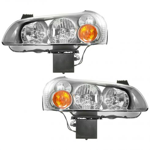 2002-03 Nissan Maxima Xenon HID Headlight Pair