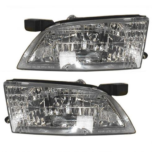 Composite Headlight Pair