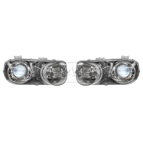 1994-97 Acura Integra Composite Headlight Pair