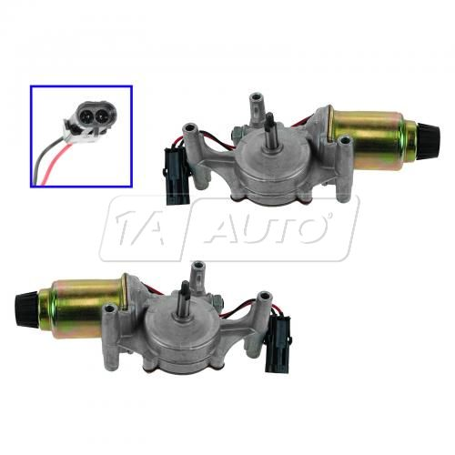87-92 Firebird 2 wire Headlight Motor Pair