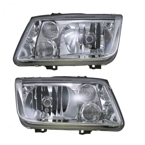GLX Composite Headlight Pair
