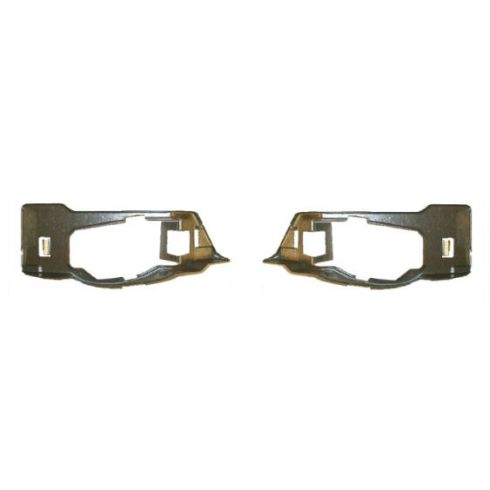 1997-03 Composite Headlight Mounting Bracket Pair