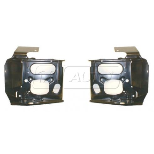 1996-00 Dodge Caravan Headlight Mounting Bracket Pair