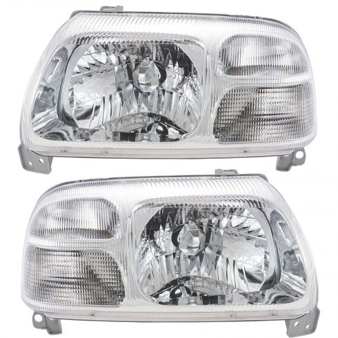 01-03 Suzuki XL -7 Headlight Pair